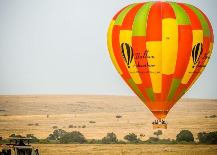 Masai Mara Scenery